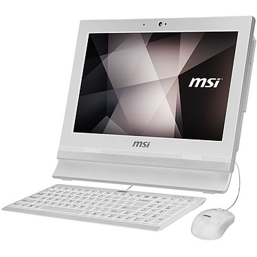 "MSI Pro 16T 7M-020XEU Intel Celeron 3865U 4 Go 500 Go LED Tactile 15.6"" Wi-Fi AC/Bluetooth Webcam"