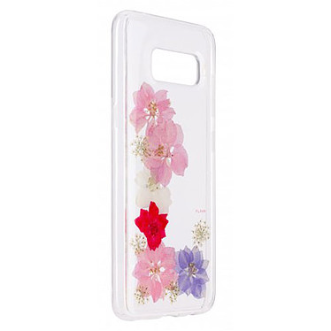 Avis Flavr iPlate Real Flower Grace Galaxy S8+