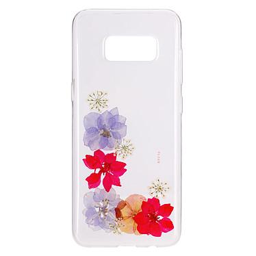 Flavr iPlate Real Flower Amelia Galaxy S8+