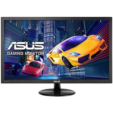 """ASUS 27"""" LED - VP278QG 1920 x 1080 pixels - 1 ms (gris à gris) - Format large 16/9 - FreeSync - DisplayPort - HDMI - Noir (garantie constructeur 3 ans)"""