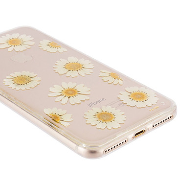 Avis Flavr iPlate Real Flower Daisy iPhone 6 Plus/6s Plus/7 Plus/8 Plus