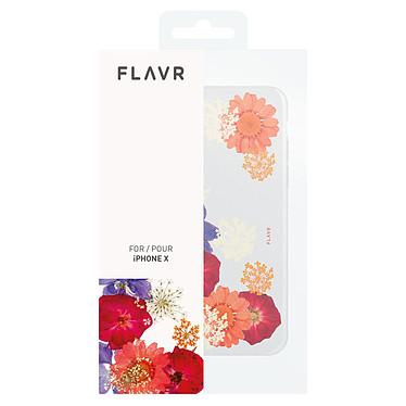 Flavr iPlate Real Flower Amelia iPhone X a bajo precio