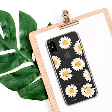 Acheter Flavr iPlate Real Flower Daisy iPhone X