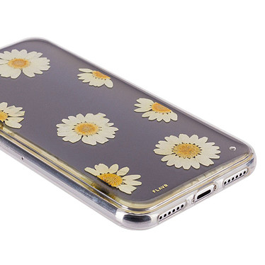 Avis Flavr iPlate Real Flower Daisy iPhone X
