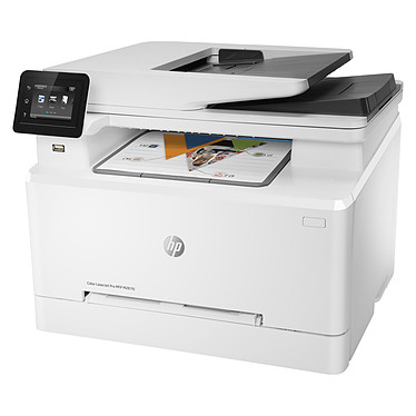 Avis HP Color LaserJet Pro MFP M281fdn