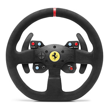 Thrustmaster TS-XW Racer Sparco + 599XX EVO 30 Wheel Add-on Alcantara Edition OFFERT ! pas cher