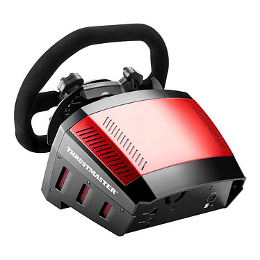Acheter Thrustmaster TS-XW Racer Sparco + 599XX EVO 30 Wheel Add-on Alcantara Edition OFFERT !