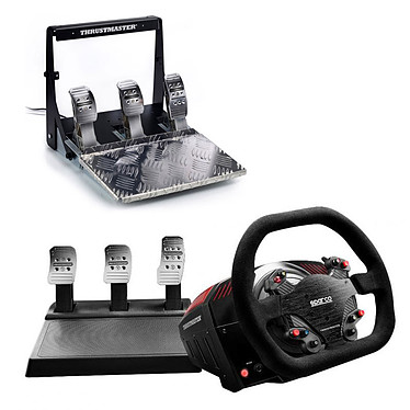 Thrustmaster TS-XW Racer Sparco + Thrustmaster T3PA Pro Add-on OFFERT !