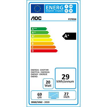 """AOC 27"""" LED - P270SH pas cher"""