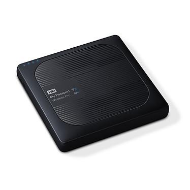 Acheter WD My Passport Wireless Pro 3 To Noir (Wi-Fi/USB 3.0/SD-Card)