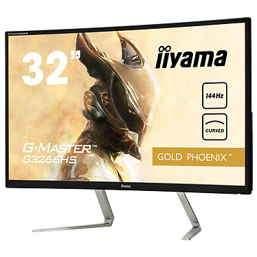 "Avis iiyama 31.5"" LED - G-MASTER G3266HS-B1"