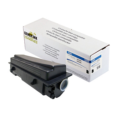 Toner compatible Epson C13S050584/ 85/ 82/ 83 (Noir) Toner noir compatible Epson C13S050584/ 85/ 82/ 83 (8 000 pages à 5%)