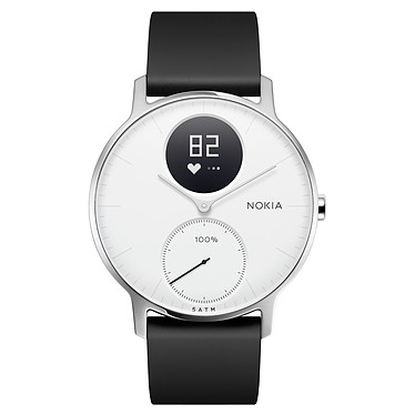 Opiniones sobre Withings Nokia Steel HR 36 mm blanco