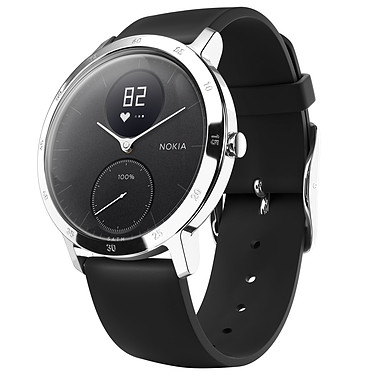 Withings Nokia Steel HR 40 mm Noir