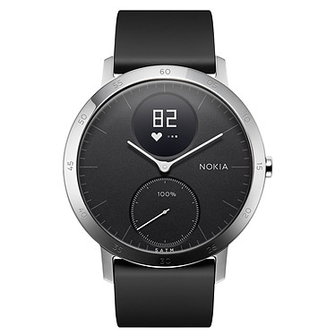 Opiniones sobre Withings Nokia Steel HR 40 mm Negro