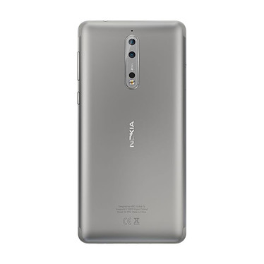 Avis Nokia 8 Acier Trempé + 3310 (2017) Bleu Nuit OFFERT !
