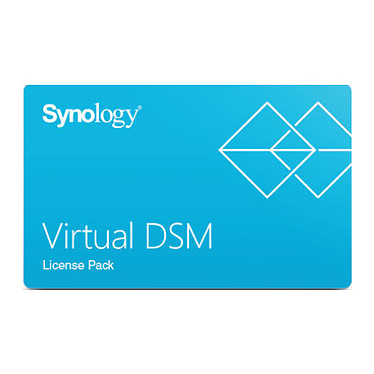 Synology Virtual DSM Licencia de Virtual DiskStation Manager para Synology NAS server compatible