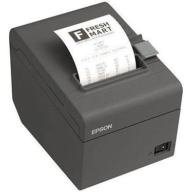 Epson EPSON TM-T20II (007) (USB 2.0 / Ethernet) Imprimante de tickets pour point de vente