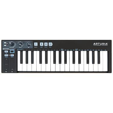 Arturia KeyStep Black Edition Clavier MIDI USB de 32 mini touches