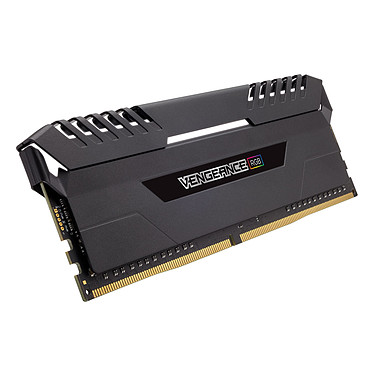 Acheter Corsair Vengeance RGB Series 64 Go (4x 16 Go) DDR4 3000 MHz CL16