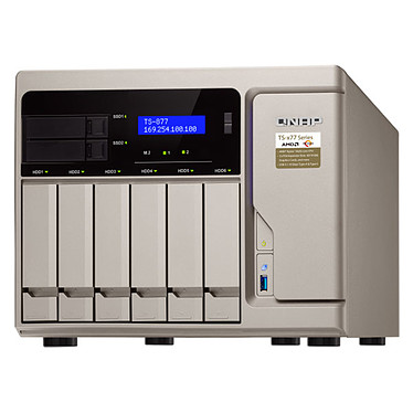 Avis QNAP TS-877-1600-8G