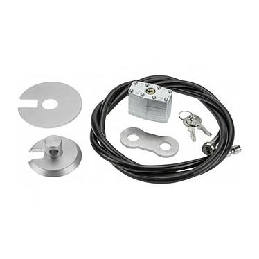"""SecurityXtra CableLock Pro 27"""" Kit de câble antivol professionnel pour iMac 27"""""""