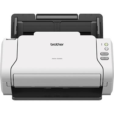 Brother ADS-2200 Scanner fixe à défilement recto/verso automatique (USB 2.0)