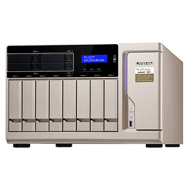 Avis QNAP TS-1277-1600-8G