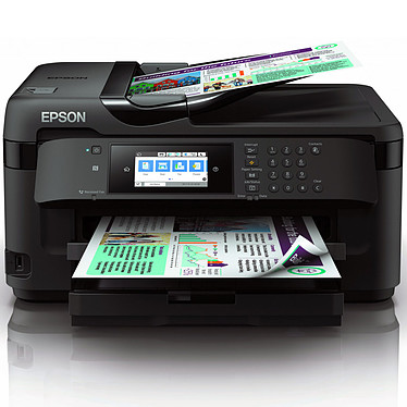 Avis Epson WorkForce WF-7710DWF