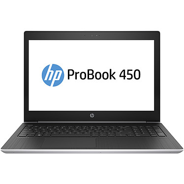 "HP ProBook 450 G5 (3GH65ET) Intel Core i5-8250U 8 Go SSD 256 Go 15.6"" LED Full HD Wi-Fi AC/Bluetooth Webcam Windows 10 Professionnel 64 bits"