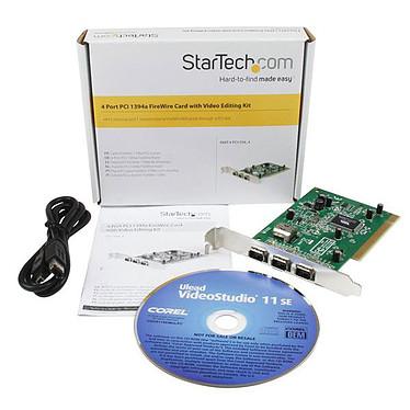 StarTech.com PCI1394_4 pas cher