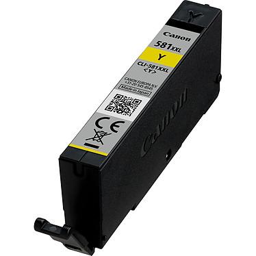 Canon CLI-581Y XXL   Cartouche d'encre jaune à très haut rendement