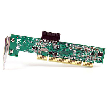StarTech.com PCI1PEX1 Carte contrôleur PCI vers PCI Express