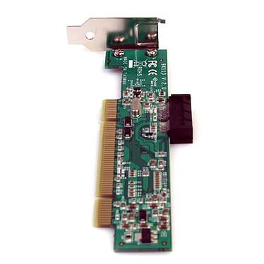 Avis StarTech.com PCI1PEX1