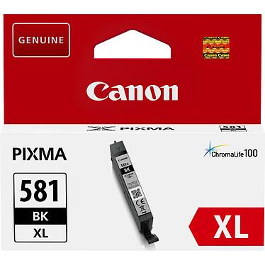 Canon CLI-581BK XL Cartouche d'encre noire à haut rendement (8,3 ml)