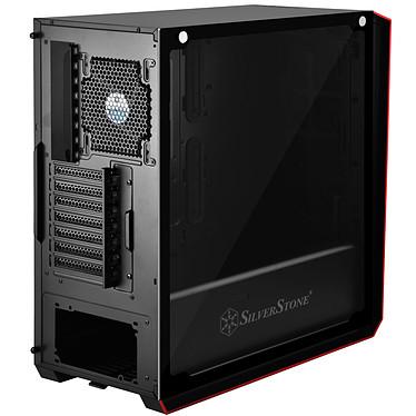 SilverStone Redline RL07 (Noir/Rouge) pas cher