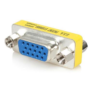 StarTech.com GC15HSF Acoplador VGA hembra/hembra