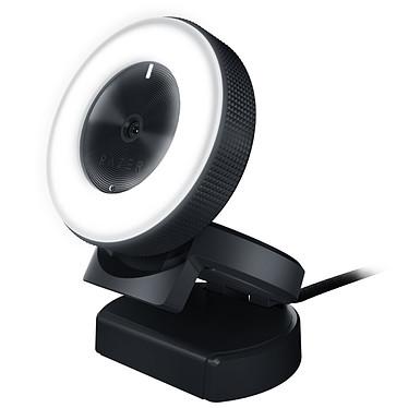 Razer Kiyo Webcam Full HD avec éclairage circulaire intégré