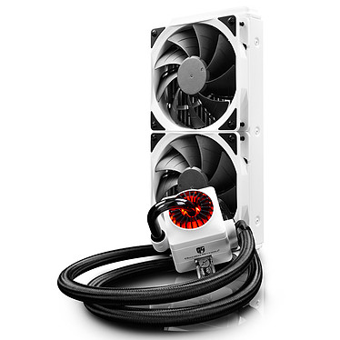 Avis Deepcool Gamer Storm Captain 240EX RGB (Blanc)