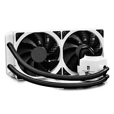 Deepcool Gamer Storm Captain 240EX RGB (Blanc)