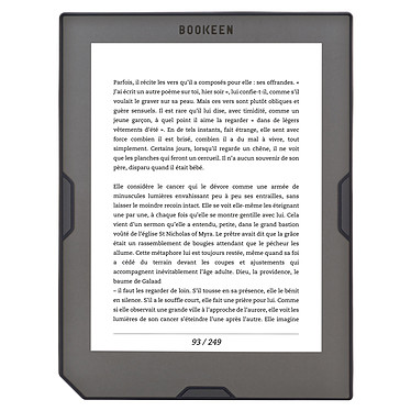 Liseuse eBook