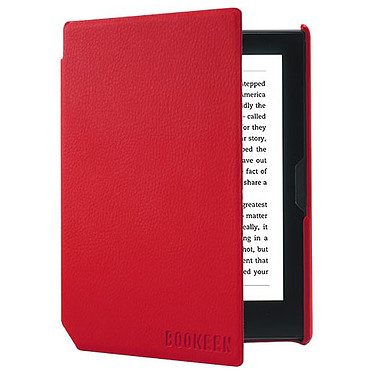 Bookeen Cybook Muse FrontLight 2 + Bookeen Cybook Cover Muse Rouge pas cher