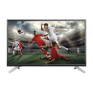 """Strong SRT32HY4003 Téléviseur LED HD 32"""" (81 cm) 16/9 - 1366 x 768 pixels - TNT, Câble et Satellite HD - HDTV - HDMI - USB - 60 Hz"""