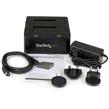 Acheter StarTech SDOCK2U33