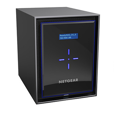 Netgear ReadyNAS 426 - 6 baies