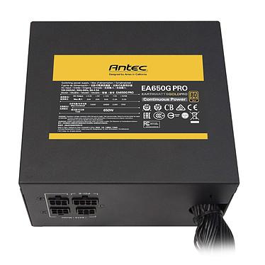 Avis Antec EA650G PRO