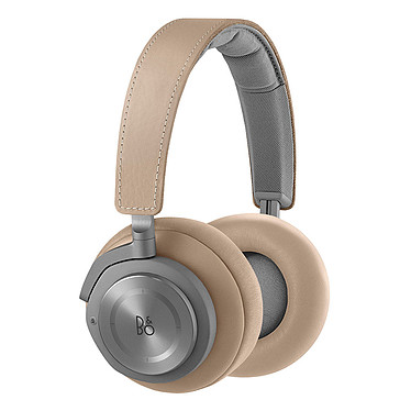 B&O Play Beoplay H9 Beige Casque circum-auriculaire fermé sans fil Bluetooth avec microphone, réduction active du bruit et commandes tactiles