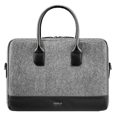 """Mobilis Origine Briefcase 11-14"""" - Gris"""