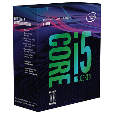 Kit Upgrade PC Core i5K ASUS PRIME Z370-P 8 Go pas cher