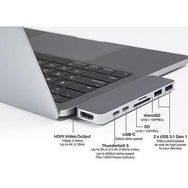Acheter HyperDrive Duo (Gris)